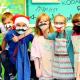 Meixner Iskola diákjai